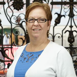 Judi Garner, Director of AJHS-NEA