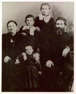 Rabinovitz Family
